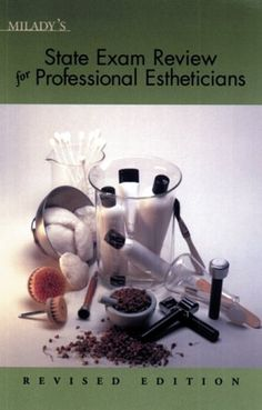 Milady's State Exam Review for Professional Estheticians « LibraryUserGroup.com – The Library of Library User Group