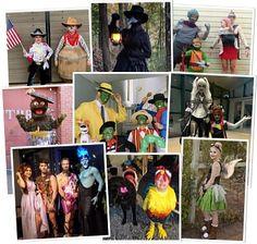 2020 Halloween Costume Contest Winners! Cute Baby Costumes, Family Costumes, Adult Costumes, Dyi Costume, Costume Works, Homemade Halloween Costumes, Halloween 2, Halloween Costume Contest Winners, Deep Sea Creatures