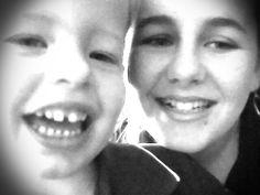 Selfie with my sis