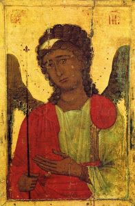 Archangel Michael (end of 14th century), Cyprus