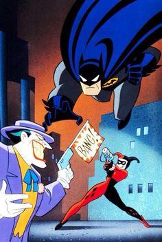 Batman , The Joker , Harley Queen