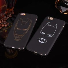 Batman Vs Iron Man Case For iPhone //Price: $7.20 & FREE Shipping //     #case.deals#iphone case#smartphone cases