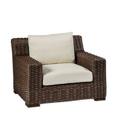 Milano Lounge Chair with Cushions by Summer Classics