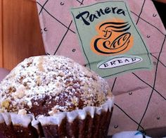 Pumpkin Muffins that taste JUST like Panera Breads. Recipe @ Come On Over