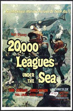 20,000 Leagues under the Sea - 1954