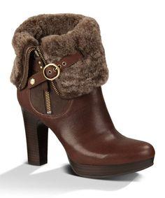 Another great find on #zulily! Java Scarlett Ankle Boots - Women #zulilyfinds