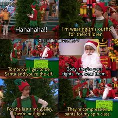 🤶🏻🎅🏻🎄😂✨ @debbyryan @colesprouse #suitelifeondeck #debbyryan #colesprouse #zackandcody #tbt #throwback #quotes #childhoodmemories… Suite Life, Debby Ryan, Spin Class, The Elf, Disney Channel, Throwback Quotes, Childhood Memories, Baseball Cards, Photo And Video