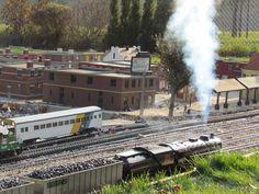 G-Scale Steam Engine Train  www.gscaletrain.blogspot.ca