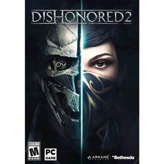Short Description Reprise your role as a supernatural assassin in Dishonored 2 – the next chapter in the award-winning Dishonored saga by Arkane Studios. Play your way in a world where mysticism and i Arkane Studios, Jeux Xbox One, Xbox One Games, Ps4 Games, Playstation Games, Games Consoles, News Games, Arcade Games, The Assassin