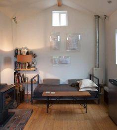 Ideas para transformar tu garaje - http://decoracion2.com/ideas-transformar-garaje/66052/ #ConsejosDeDecoración, #Garaje, #IdeasDeDecoración