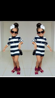 cool kid fashion Adorable little girls fashion
