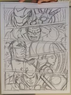 watch out: chrissamnee: Step-by-steps of a few recent. watch out: chrissamnee: Step-by-steps of a few recent. Avengers Drawings, Avengers Art, Pencil Art Drawings, Easy Drawings, Cool Sketches, Drawing Sketches, Drawing Ideas, Disney Drawings, Cartoon Drawings
