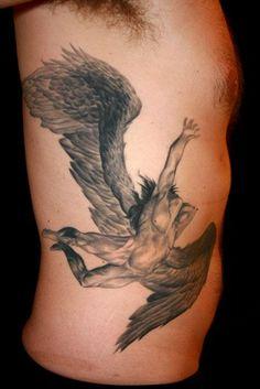 wingman, logo of Led Zeppelin