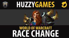 Race Change - World of Warcraft
