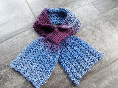 Smetteskjerf Lacepatterned scarf