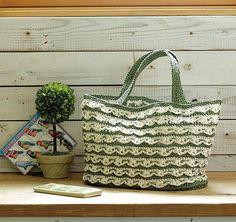 Ravelry: Amian Bag pattern by Pierrot (Gosyo Co., Ltd)