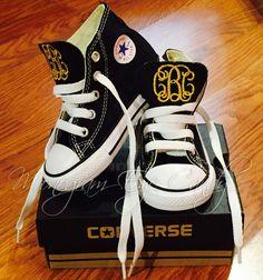 Monogram Toddler Converse Sneakers – Monogram Eye Candy