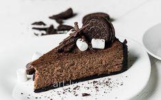 Шоколадный чизкейк с кофе - пошаговый рецепт с фото