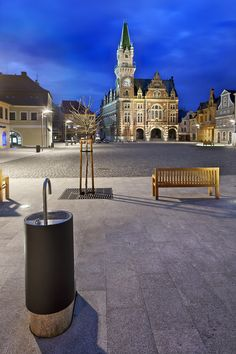 Gallery of Reconstruction of the Square in Frydlant / Balda Jand'ourek architects - 13