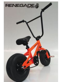 FRO SYSTEMS NEW RENEGADE STUNT MINI BMX BIKE - Freestyle Pro For Rocker Kids Kmc