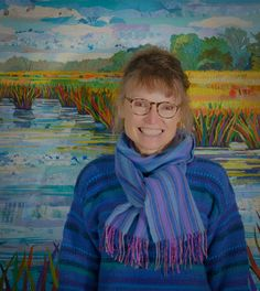 Sue Benner will be teaching at Alegre for 2017 she is an excellent teacher of her fusing techniques. www.alegrereteat.com