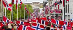 Hipp hurra for #norway #national day