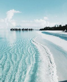Perfect island beach vacation spot with white sand. Wanderlust travel bucket list of places to see and visit on a vacation trip. Dream Vacations, Vacation Spots, Romantic Vacations, Places To Travel, Places To See, Travel Destinations, The Ocean, The Beach, Ocean Beach