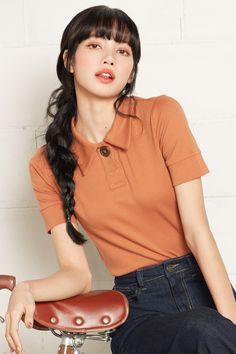 Kim Jennie, Blackpink Fashion, Fashion Outfits, Lisa Park, Penshoppe, Tumbrl Girls, Lisa Blackpink Wallpaper, Blackpink Video, Kim Jisoo