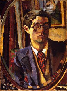 Duncan Grant Self Portrait