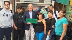 PPK ofrece fortalecer derechos de peruanos en el extranjero