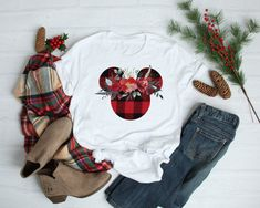 Disney Castle Christmas Wreath Girls Velvet Longsleeve Dress