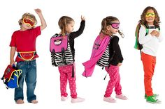 Fly Back Into the Classroom with Super Me