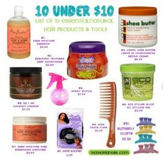 10 under 10 natural products