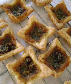 Butter Tarts and Mincemeat Tarts
