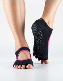 Half Toe Bella Grip Socks