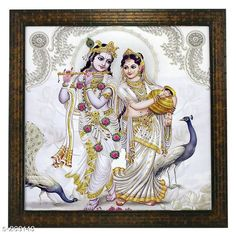 Paintings & Posters Stylish Wood & Plastic Wall Painting Material: Wood & Plastic Size: (L x W) - 13.8 in x 13.8 in Description: It Has a Single Piece Of Frames With Painting (Glass Is Not Included) Work: Printed Country of Origin: India Sizes Available: Free Size   Catalog Rating: ★4.1 (439)  Catalog Name: Spirtual Wall Paintings Vol 1 CatalogID_28048 C127-SC1611 Code: 512-269143-693