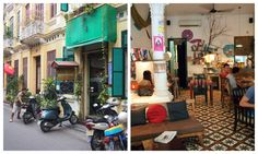 Cafes in Hanoi for Writers and Digital Nomads (James Clark, Nomadic Notes)