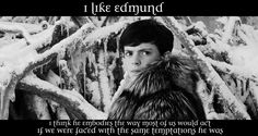 Narnian Confessions- Edmund was the sinner in the salvation story, just as we all are.