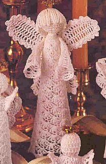 Moje schematy aniołków - nula - Picasa Web Albums na Stylowi.pl Alice, Crochet Christmas Decorations, Crochet Angels, Quilling, Decoupage, Victorian, Halloween, Etsy, Design