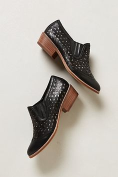 Numina Oxfords #anthropologie