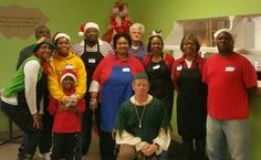 At Daily Bread Ministries in #Greer #SouthCarolina on #Christmas Eve.