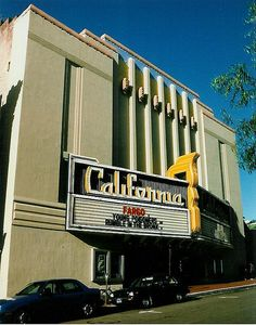 California Theatre - Berkeley, Alameda, California