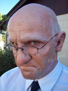 Add Wrinkles Too Fore Head