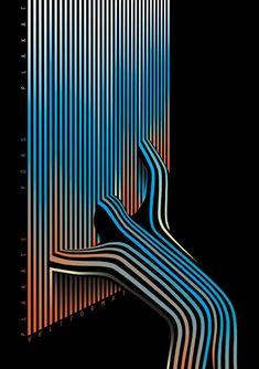 Graphic Poster Design by Fermin Guerrero |
