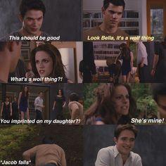 Twilight --> Breaking Dawn part 2 ❤️