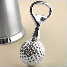 golf theme wedding ideas   golf bottle opener favor $ 3 95 a wedding reception on a golf course ...