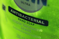 No evidence anti-bacterial soap stops spread of germs: FDA~~ Did you know soap is antibacterial without antibiotics added? do you realize over or chronic under use of antibiotics allows resistant organisms to reproduce? do you realize everything that goes down the sink goes somewhere and chemicals are not removed in treatment facilities? and the kicker - do you realize Triclosan is an effective antibiotic, antifungal and hormone disruptor with high effects upon aquatic bacteria.
