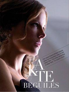 """""""A l'occasion de son dernier film, notre jolie Kate Beckinsale sera en couverture du magazine IN NEW YORK le mois prochain ! Enjoy ! """""""
