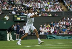 Novak Djokovic in complete control at the All England Club