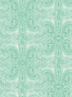 Andanza (Green) Tile –removable wallpaper tile
